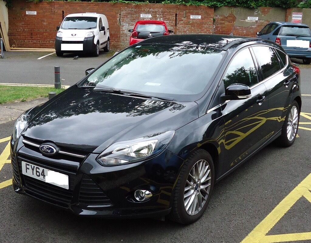 Ford focus 1 0 ecoboost zetec navigator 5dr 64 plate