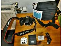 Canon 550d dslr camera. Excellent Condition, Body ONLY.