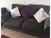 2 seater double bed settee