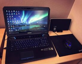 """Gaming Laptop 17.3"""" intel i7, 32GB RAM, NVIDIA 970 4GB, 1TBHDD 128GB SSD. Mouse and Soundsystem"""