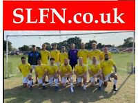 Join South London football team, South London ootball clubs near me looking for players 292h3