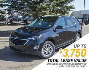 2018 Chevrolet Equinox LT Turbo AWD *Pano Sunroof *Backup Cam