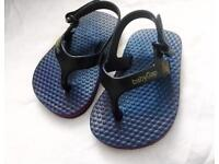 BabyGap 3-6 months summer shoes (sandals) boy
