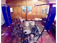 Professional Recording Studio with amazing prices for limited time