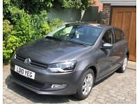 VW Polo - low mileage, only minor scratches/chips, some allloy scuffs, selling due to overseas move