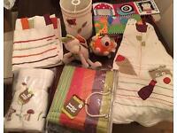 Mamas and papas hodgepodge nursery bundle