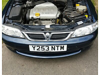 1.8 53 plate vectra estate very clean car good runner