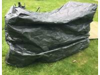 Large cover for bbq or garden furniture