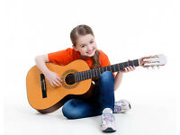 Group Guitar Lessons For Kids Starting 14th January at Out of the Blue