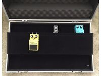 CUSTOM PEDAL BOARDS GIGRIG G2 PEDAL BOARD - GREAT CONDITION!!!