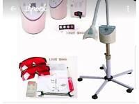 Dental teeth whitening accelerator lamp
