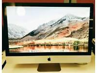 "iMac 27"" i7 3.4 8GB 1TB mid 2011"