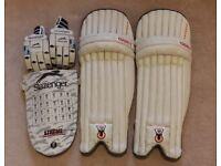 Cricket Batting equipment