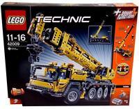 Lego Mobile Crane MKII