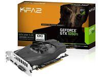 GTX1050 Ti OC 4GB