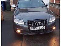 Audi a6 2009 sline