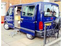 Renault master campervan (diesel loads of mot)also plenty of accessories l@@k,