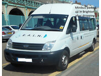 MINIBUS DRIVER REQUIRED FOR GRAVESEND BASED CHARITY