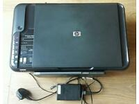 HP wifi all-in-one scanner, copier, printer