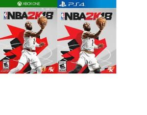 NBA 2K18: Early Tip-Off Edition XBOXONE PS4