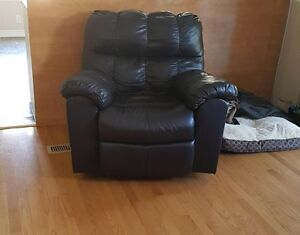 Ashley recliner rocking chair