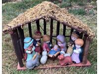 Nativity Set / Teaching Resource