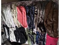 Ladies size 18 clothes bundle