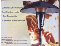 Patio Heater 15kW. Stainless Steel