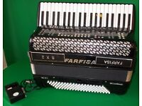 FARFISA (Scandalli) SX2 120 BASS Accordion