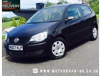 2007 VOLKSWAGEN POLO FREE DELIVERY - WARRANTY AVAILABLE