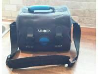 Minolta Camera bag