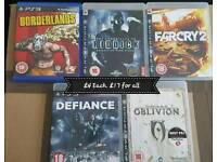 31 PlayStation 3 Games