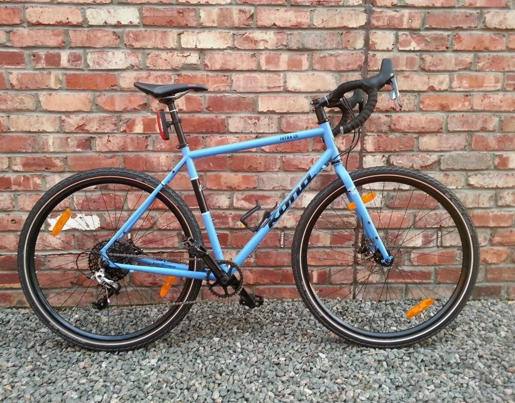 Kona sutra ltd 2016 adventure bike in inverness highland gumtree