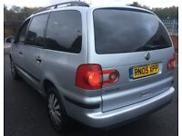 2005 VOLKWAGEN SHARAN 1.9 TDI SPORT 7 SEATS+SERVICE HISTORY+11 MONTH MOT+*TIMING BELT REPLACED+