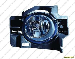Fog Lamp Passenger Side Coupe High Quality Nissan ALTIMA 2008-2009