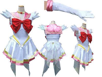 SAILOR CHIBIMOON PINK sailormoon chibi moon usagi tiara cosplay kostüm