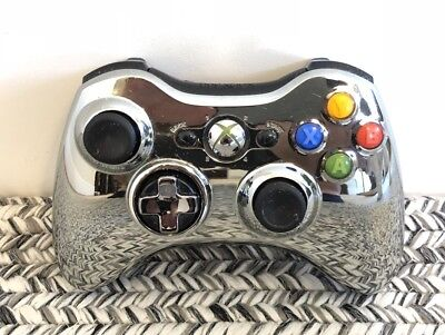 xbox 360 chrome controller for sale  Fort Collins