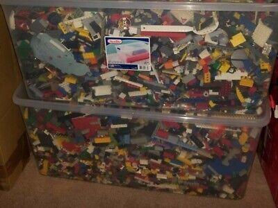 Lego Bulk lot 7  Lbs.