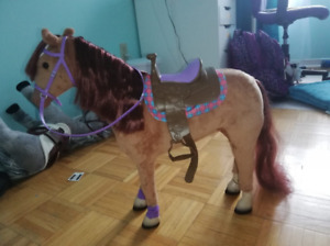 MY LIFE-HORSE TOY FOR SALE