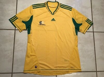 ADIDAS South Africa National Team 2010 Soccer Jersey Men's XL image
