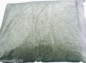 25kg recycled glass sand filter swimming pool media silica crushed ebay for Glass filter media for swimming pools