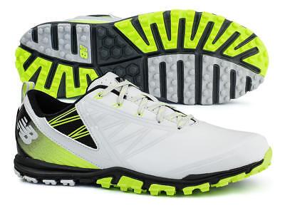 New Balance NBG1006GRG Minimus SL Grey/Green Golf Shoes Spikeless Men