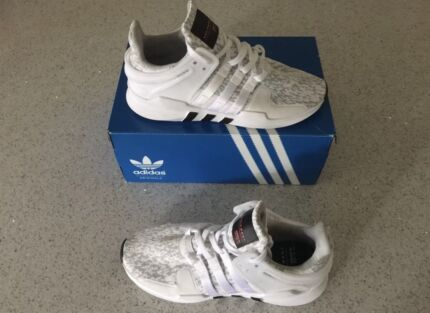 GENUINE ADIDAS EQT SUPPORT ADV MENS SHOES SIZE 10 OR 12 NEW IN BOX.