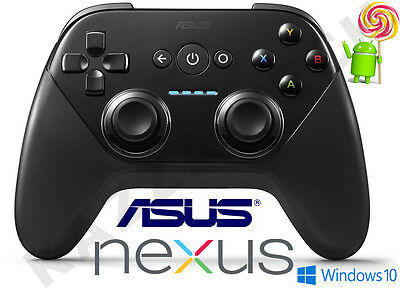 ASUS GamePad Bluetooth Wireless Gaming Controller Android Tablet Samsung Gear