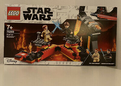 Lego Star Wars Duel on Mustafar (75269)