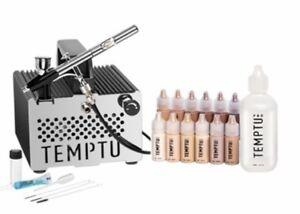 Temptu S-one pro premier kit(brand new, never used)