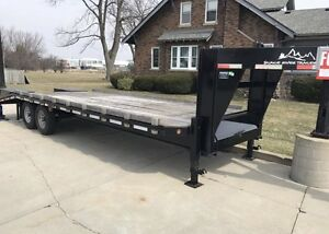 Fifth wheel trailer 24 foot