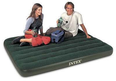 Intex Recreation Prestige Downy Full Inflatable Mattress ...