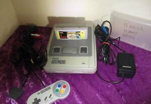Super nintendo console with 1 controller and super mario allstars Albany Albany Area Preview