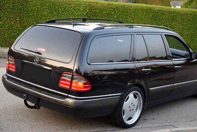 Tönungsfolie passgenau Mercedes E-Klasse (W210) T-Modell ´96-´03